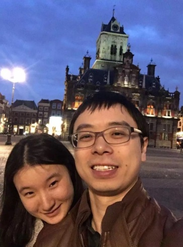 Chin He, Galilo, 51Talk Teacher - Teaching is her True Calling